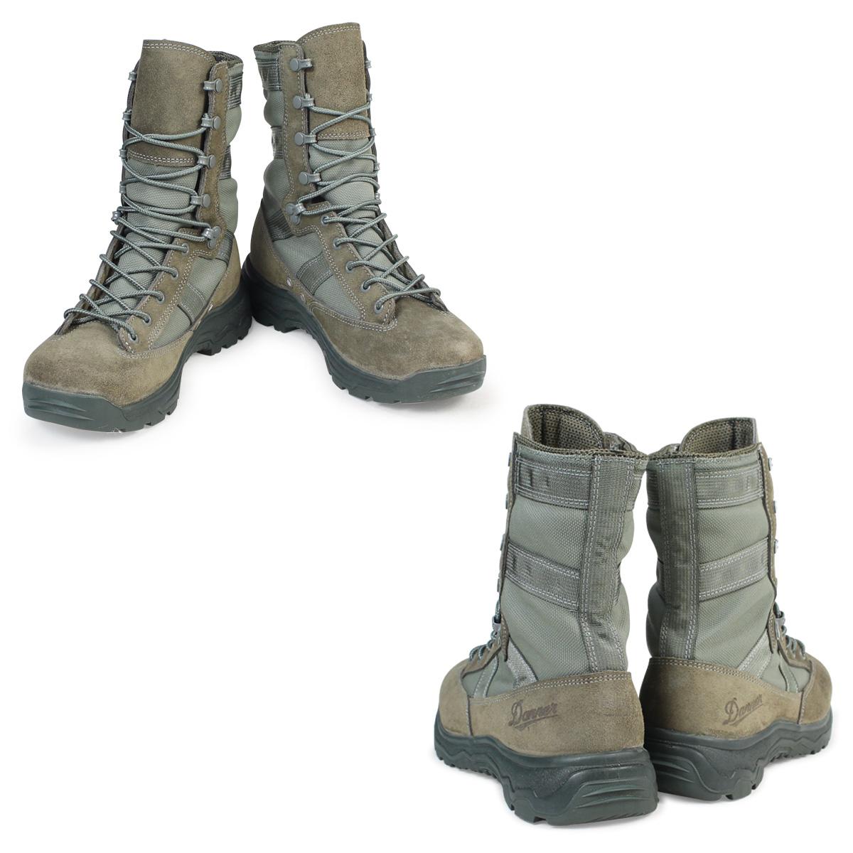 c39bb63c710 Danner Danner boots RECKONING 8INCH 53211 men's green