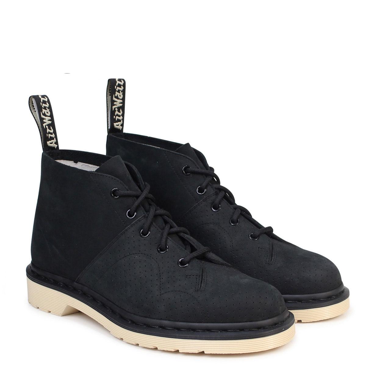 Dr.Martens chukka boots doctor Martin CHURCH KAYA 22156001 men's black [4/3  Shinnyu load] [174]