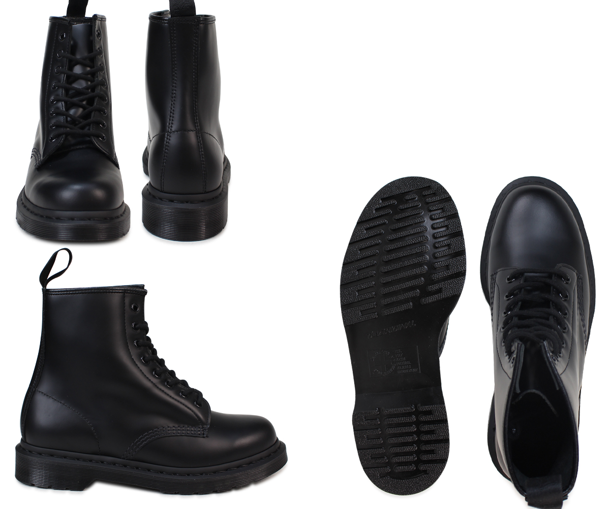 893cefbc9ae Dr.Martens and☆ 1460 MONO PART OF THE CORE COLLECTION ☆. 1460 8 hole boots  ...