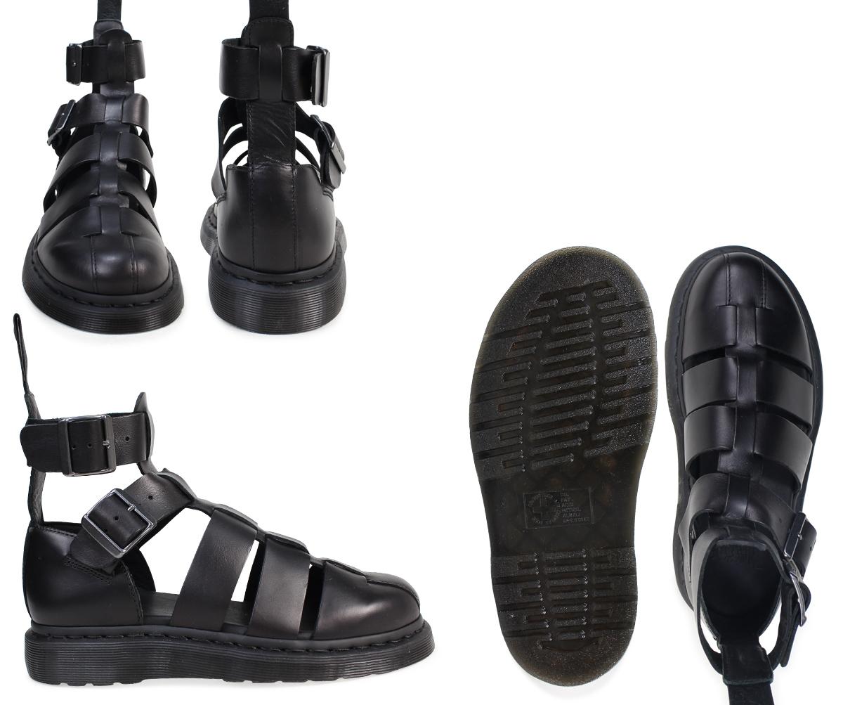 07e5d97a22c Dr.Martens GERALDO STRAP SANDALS doctor Martin sandals Gerald strap men gap  Dis black black R15696001 [194]