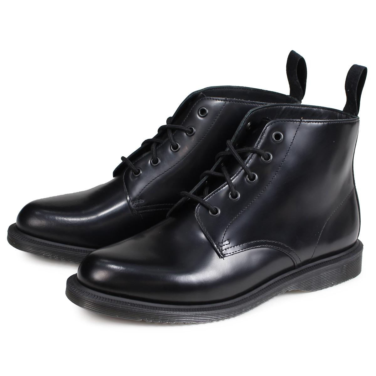 Dr.Martens EMMELINE KENSINGTON 5EYE BOOT ドクターマーチン 5ホール ブーツ メンズ レディース ブラック R16701001