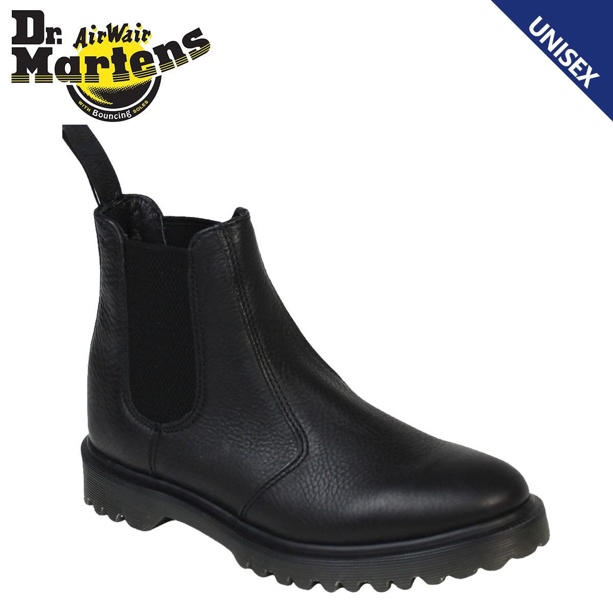 Comfortable Dr. Martens 2976 INUCK (Black) Boots New Zealand