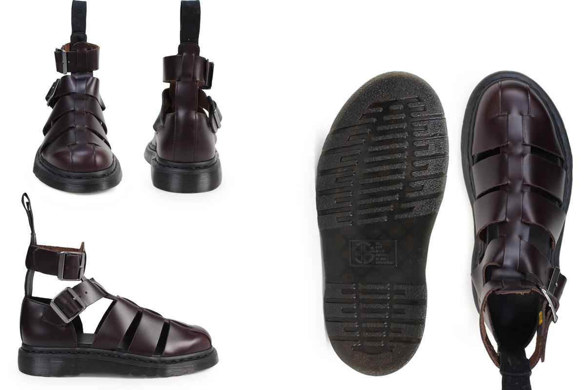 775ee3c96a6 Dr.Martens sandals men gap Dis doctor Martin GERALDO STRAP SANDALS  R20769211 cherry red  176