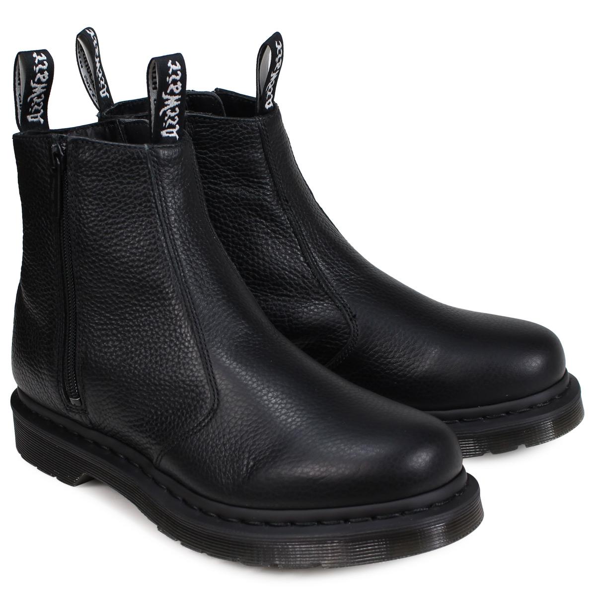 79b8dce5b6 Dr.Martens WOMENS ZIP CHELSEA BOOT doctor Martin 2976 Chelsea boot Lady's  men black R22133001 ...
