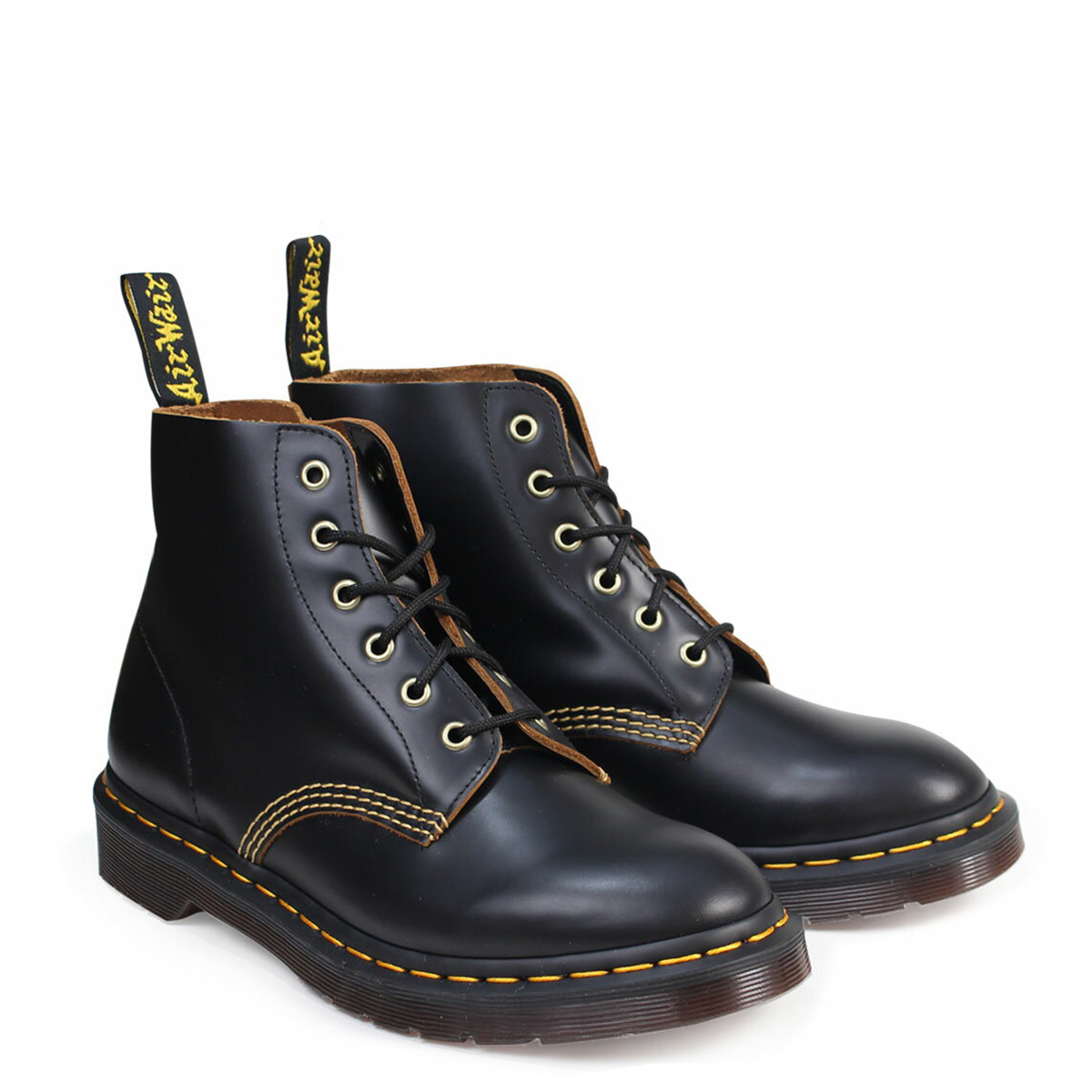 ad2d78e2ffd Dr.Martens ARCHIVE 101 6EYE BOOT doctor Martin 6 hall men gap Dis boots  R22701001 black [1810]
