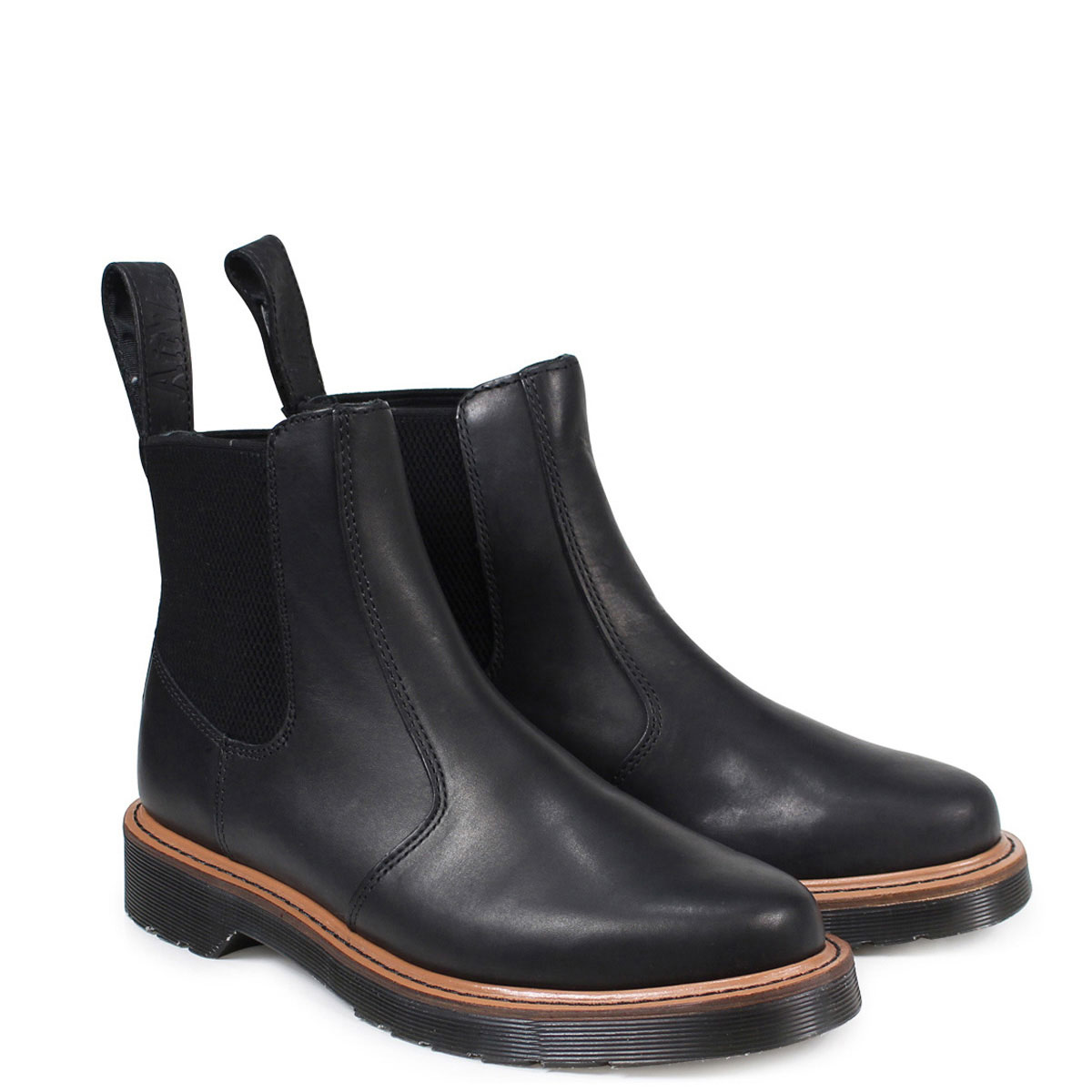 differently large discount on feet shots of Dr.Martens HARDY TEMPERLEY CHELSEA BOOT doctor Martin side Gore men Chelsea  boot R22732001 [12/8 Shinnyu load] [1712]