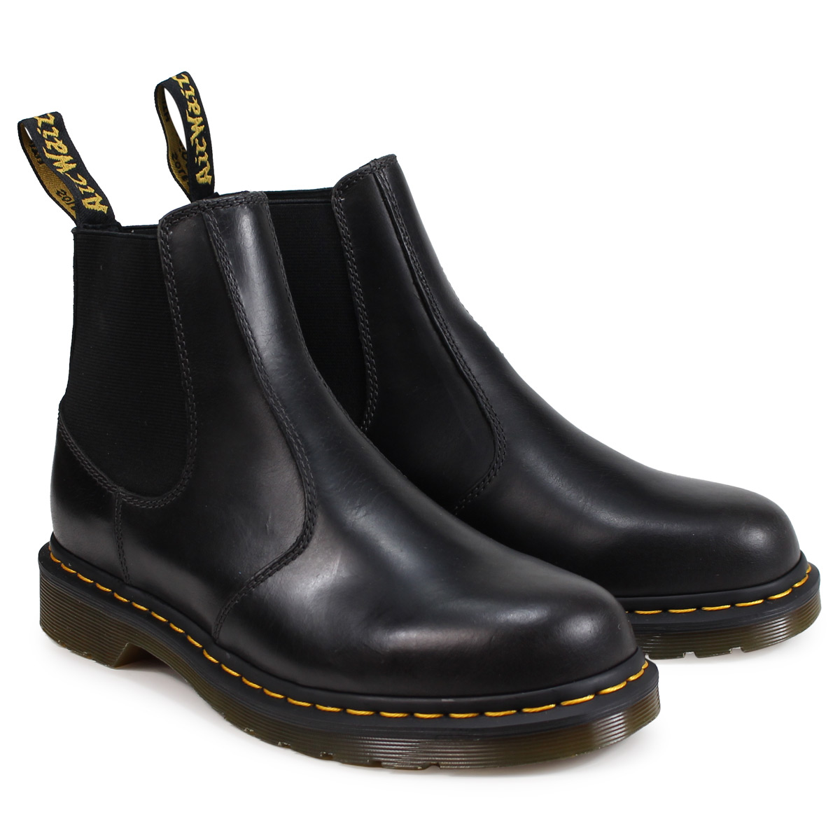 11ae08be2a9 Dr.Martens HARDY ORLEANS doctor Martin side Gore Chelsea boot men gunmetal  R22827029 [load planned Shinnyu load in reservation product 12/12 ...