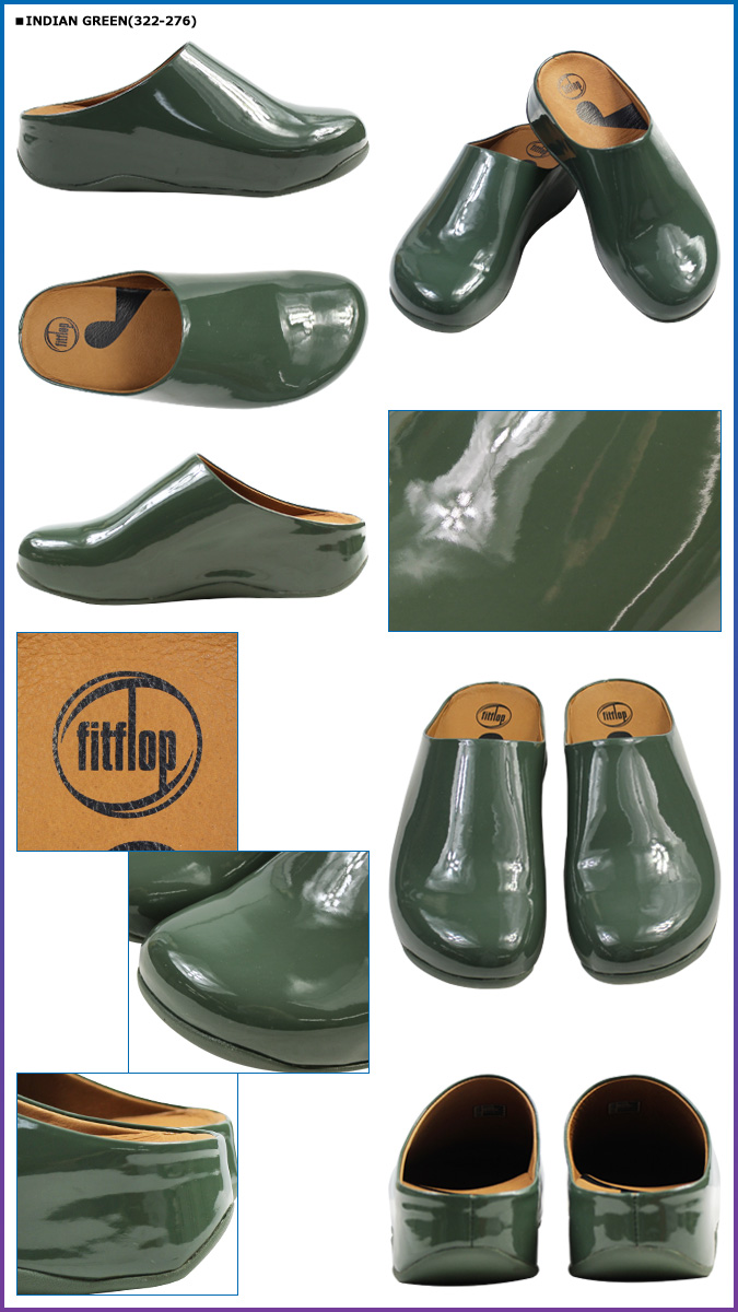 fe33f46d0 Fit flops fitflop womens shuv patent xavi clog sandals color patent leather  clogs regular jpg 675x1200