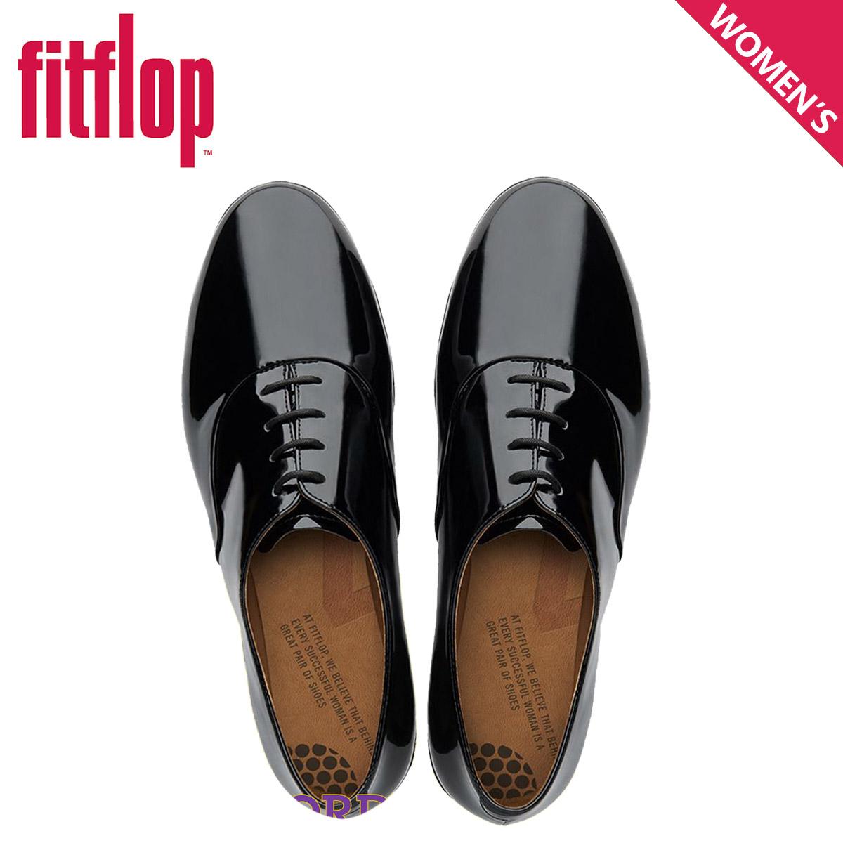 175e31d8491d ALLSPORTS  Fit flops FitFlop Oxford Shoes F-POP OXFORD PATENT 437 ladies