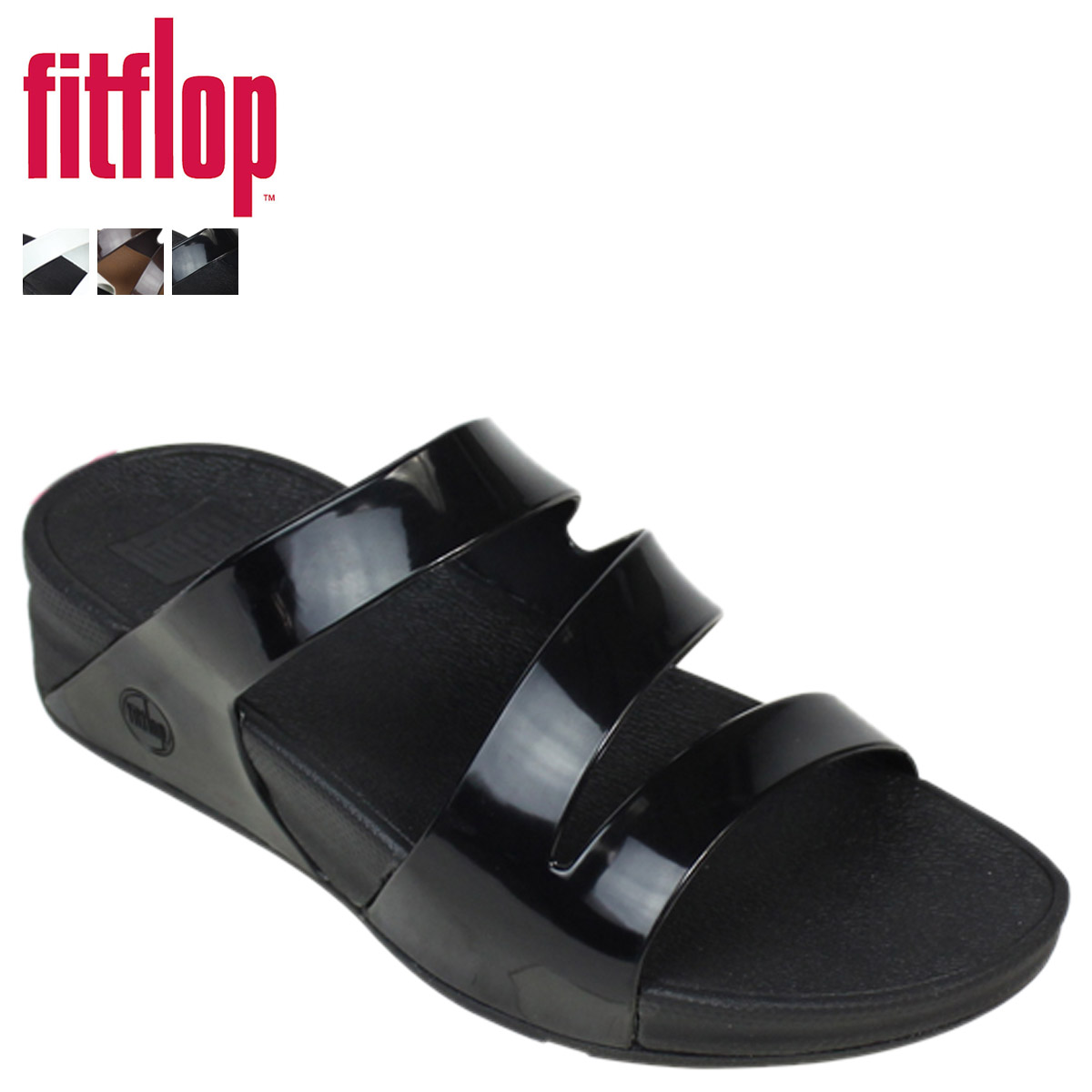 7bbd25ae5262 ALLSPORTS  Fit flops FitFlop women s Super jelly twist sandal ...