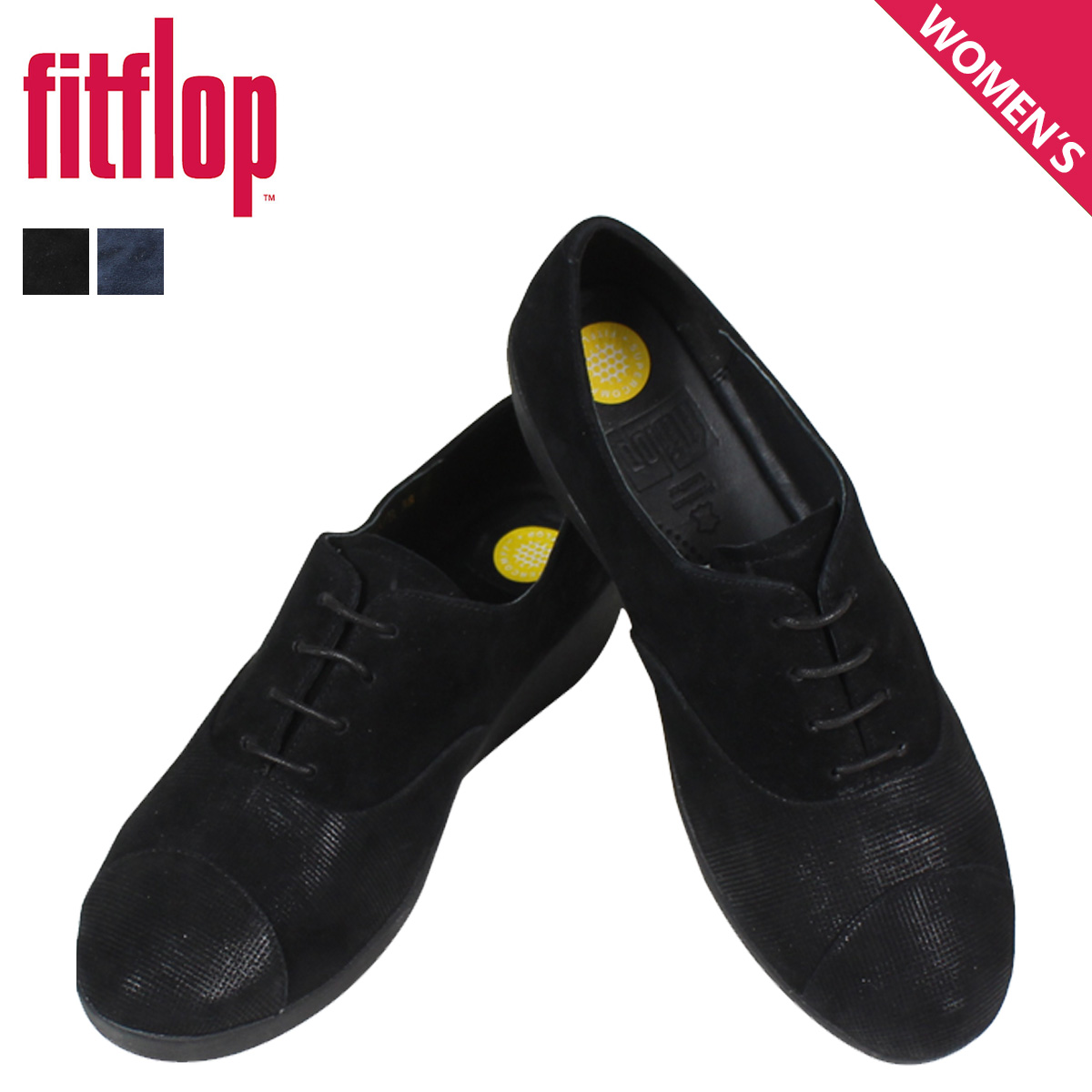 91dd4941dd8 ALLSPORTS  Fit flops FitFlop Oxford Shoes F-POP OXFORD OPUL 657 ...
