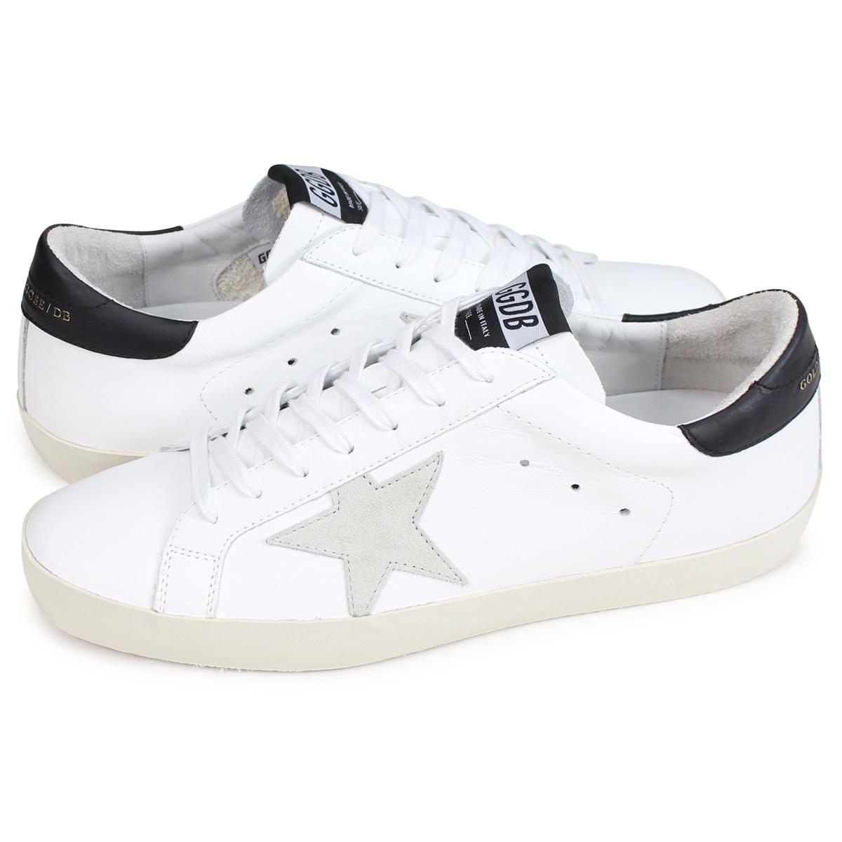 b2e76ca4f8 Golden Goose SNEAKERS SUPERSTAR golden goose sneakers men superstar white  G33MS590 E73 [1811]