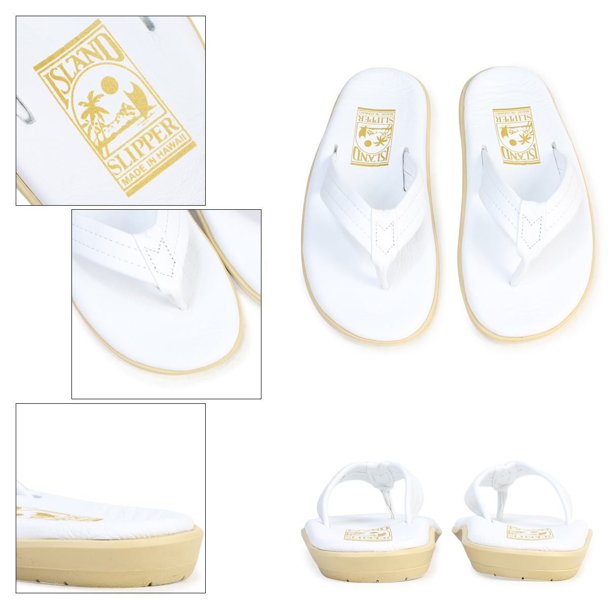 a991f316d078 ISLAND SLIPPER island slippers Lady s PT202 sandals tong sandals leather  beach sandal LEATHER 4