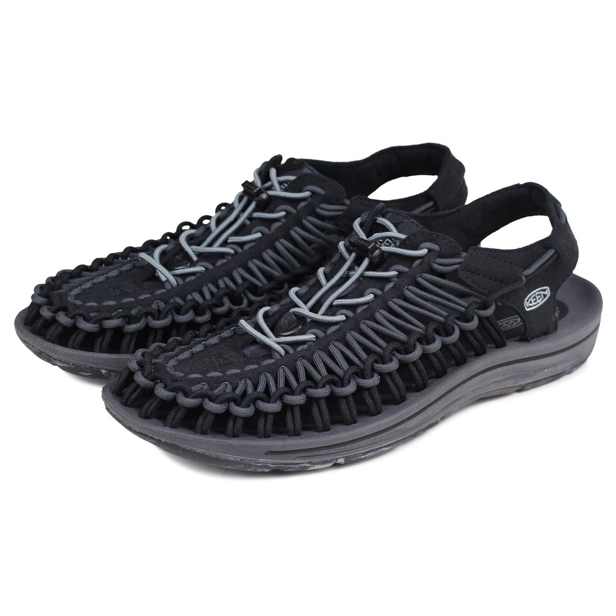 KEEN UNEEK キーン ユニーク サンダル スポーツサンダル メンズ ブラック 黒 1020778