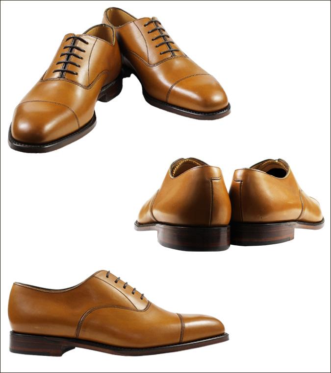 08bb5fdfe559f ... Rourke Loake 1880 Aldwych Oxford Shoes ALDWYCH CALF TOE CAP OXFORD  fitting F MADE IN UK ...