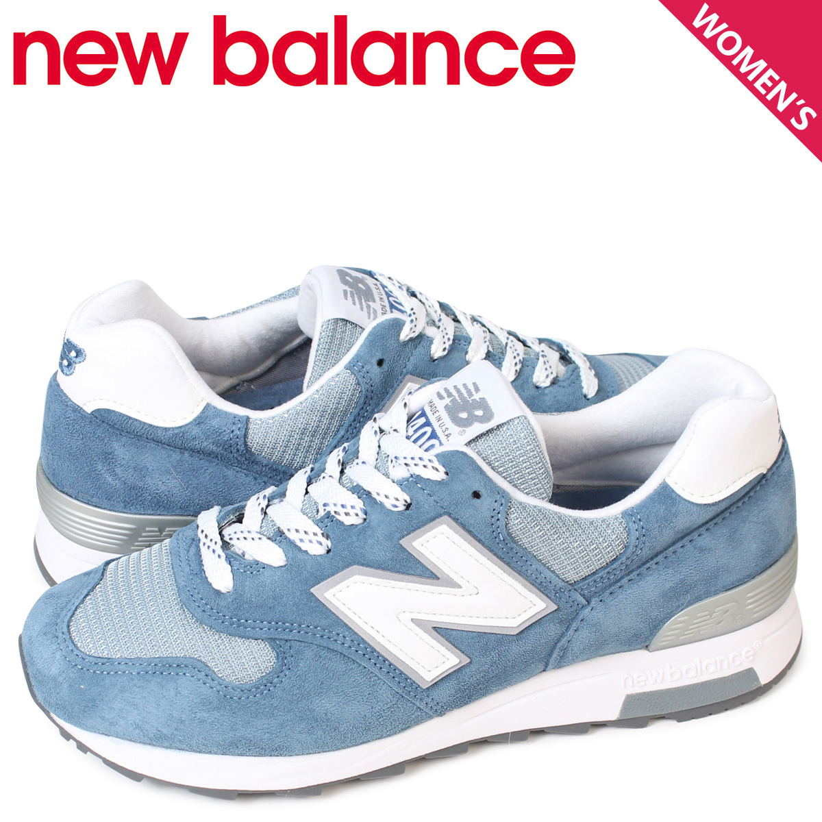 ab61844e1 ALLSPORTS  new balance 998 men s New Balance sneakers M998DBR D Wise MADE  IN USA shoes gray  179