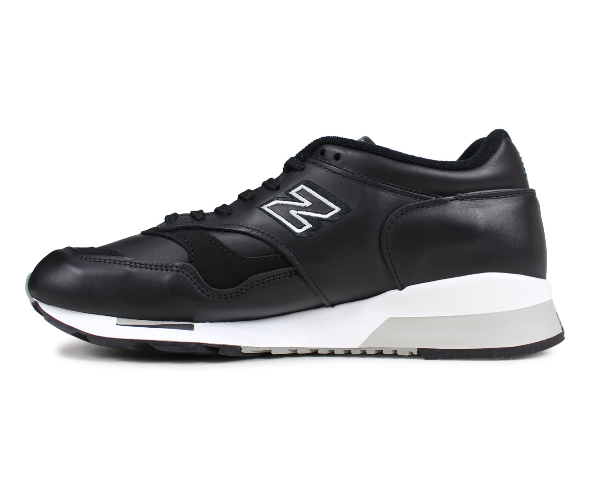 on sale 84a7a 44fef new balance M1500BK New Balance 1500 sneakers men D Wise MADE IN UK black  black [193]