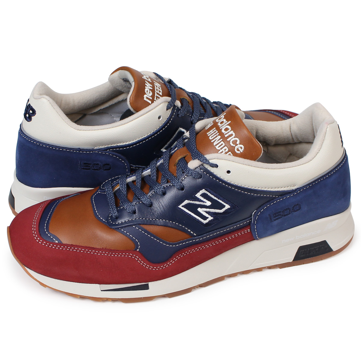 uk availability e37f9 d6d8e new balance M1500MGC New Balance 1500 men's sneakers D Wise MADE IN UK  shoes navy [1712]