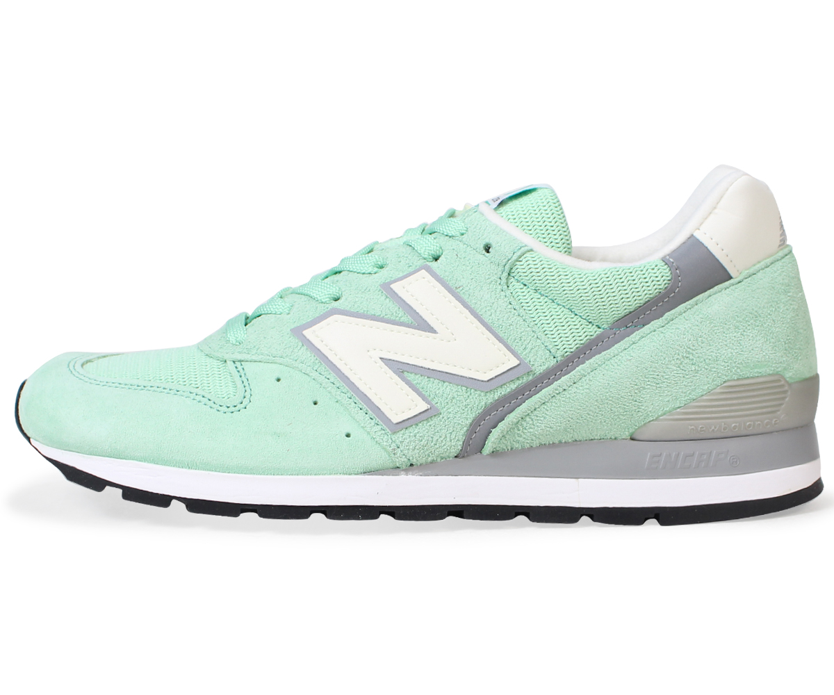 new balance 996 men's New Balance sneakers M996CPS D Wise MADE IN USA shoes turquoise [179]