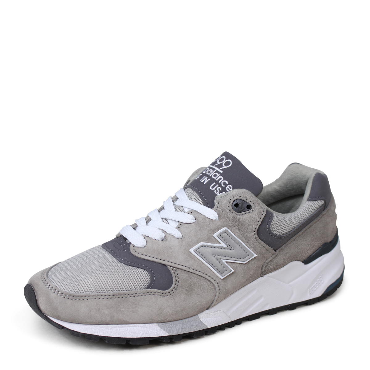 grossiste f03f3 82ce6 new balance M999CGL 999 men's New Balance sneakers D Wise MADE IN USA shoes  gray [the 8/13 additional arrival] [188]