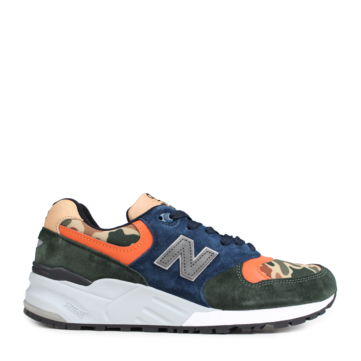 3241ef32ae072 ... new balance M999NI New Balance 999 men's sneakers D Wise MADE IN USA  duck [195 ...