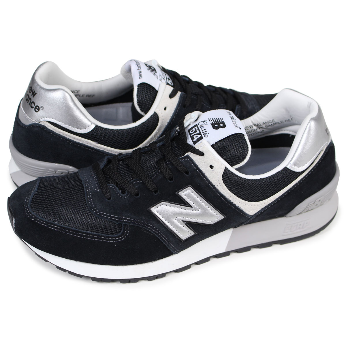 cheap for discount d2629 76d87 new balance MLP574EK LOST PROTO New Balance 574 men's sneakers D Wise black  [182]