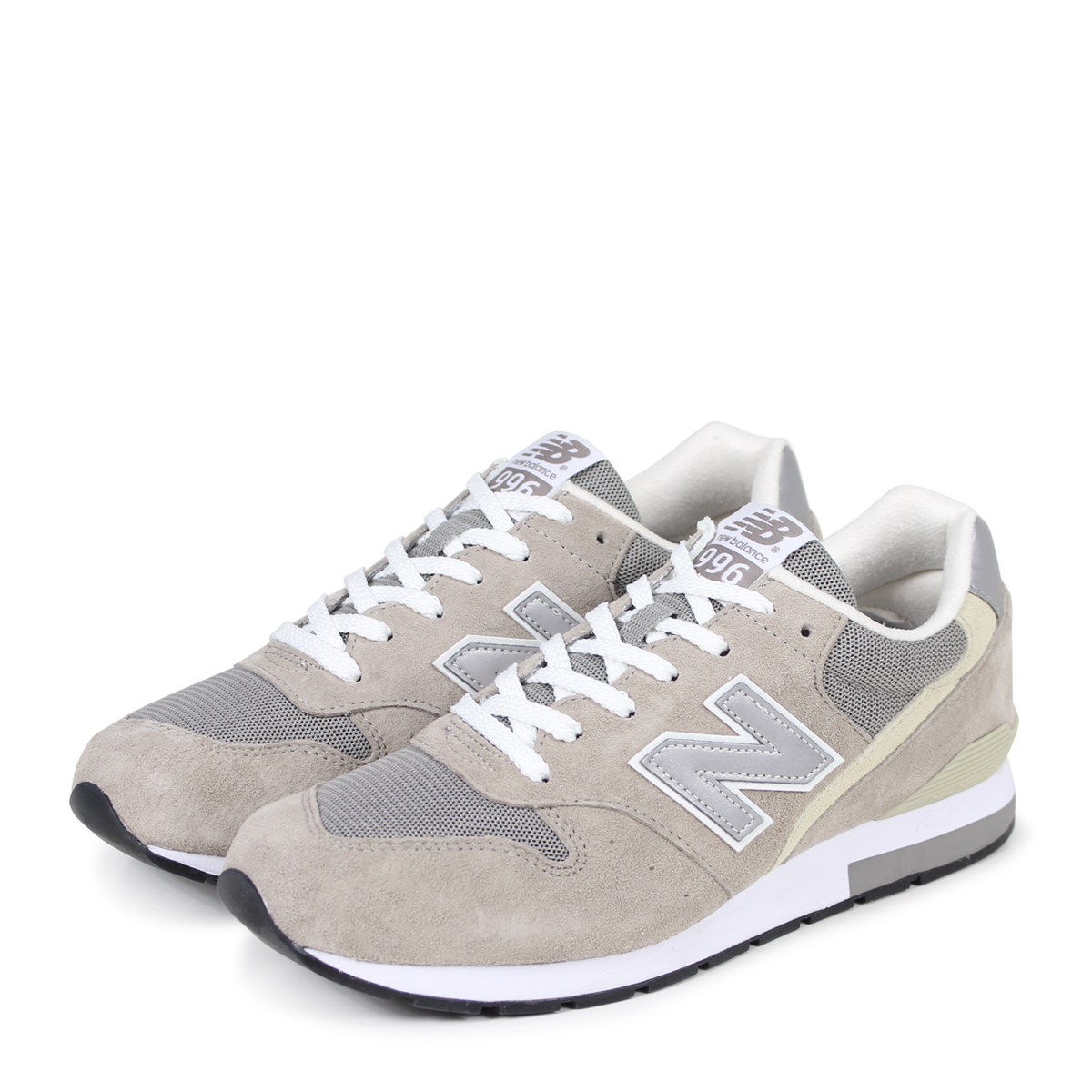 wholesale dealer f0bc0 1159e new balance 996 MRL996AG men gap Dis New Balance sneakers D Wise shoes cool  gray [194]