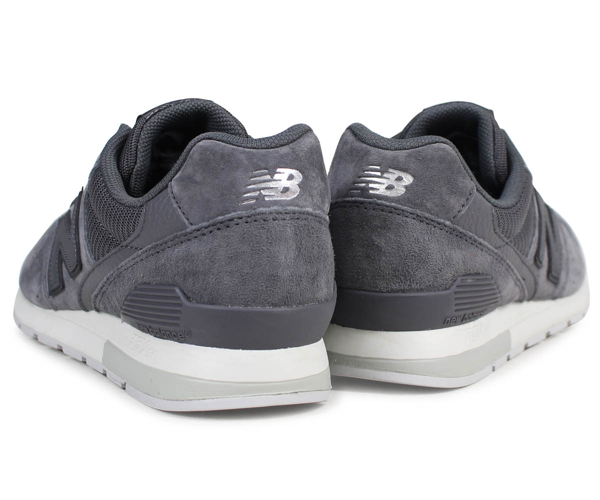 outlet store a1d13 b6eb6 new balance MRL996PG New Balance 996 men's lady's sneakers D Wise gray [182]