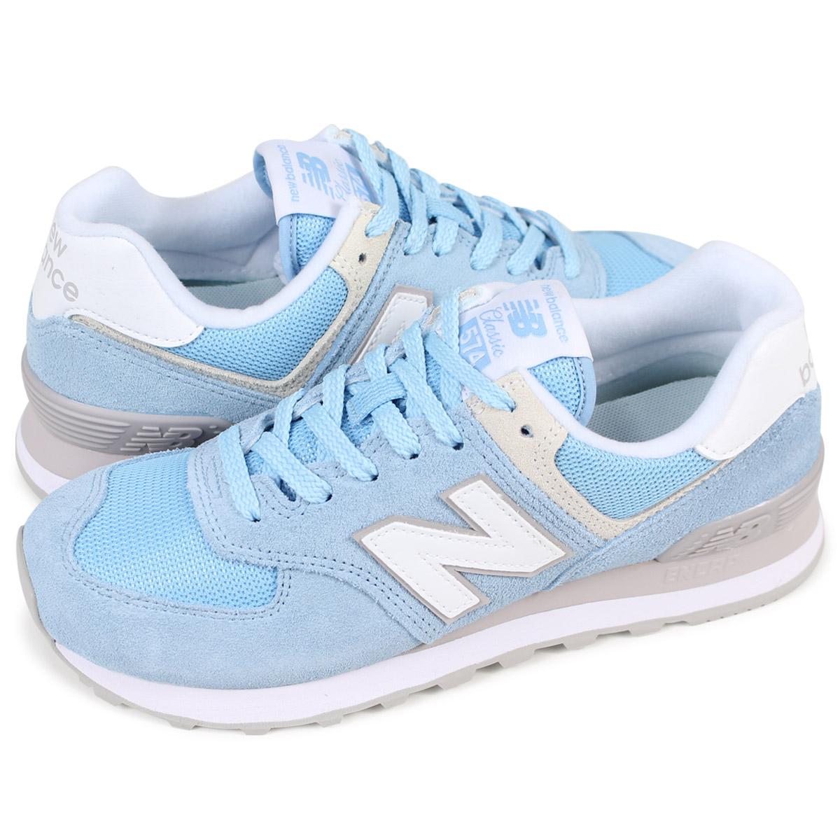 574 blue new balance