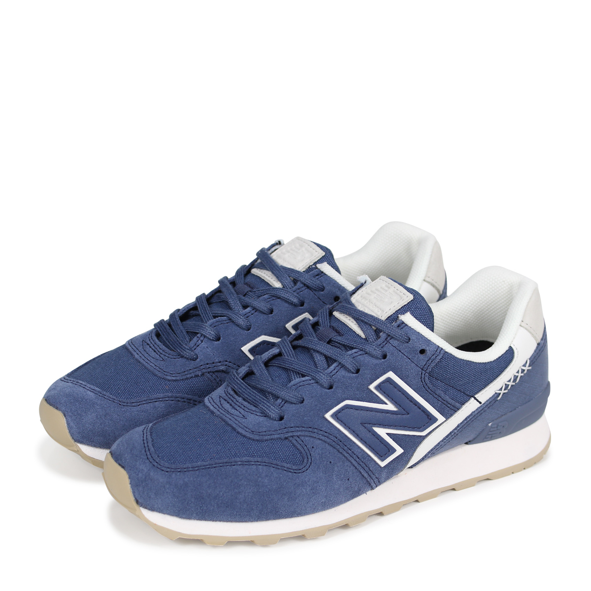 new style 3f6c3 e5f3c new balance WR996BN New Balance 996 Lady's sneakers D Wise navy [185]
