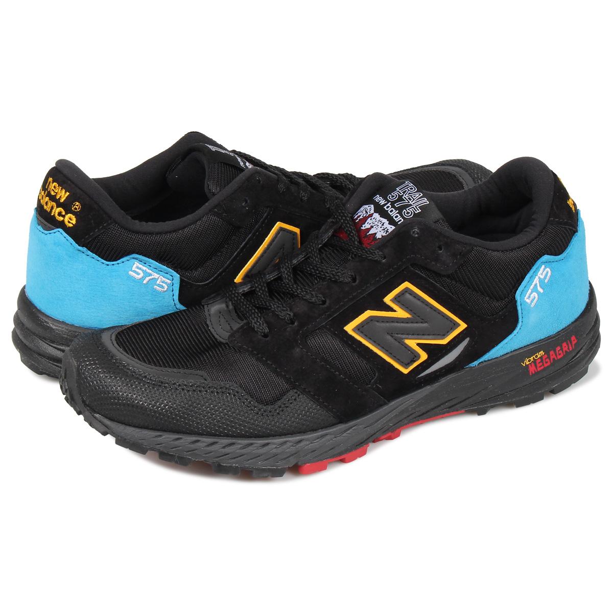 promo code 182c7 2940e new balance MTL575UT New Balance 575 sneakers men D Wise MADE IN UK black  black [8/16 Shinnyu load] [198]