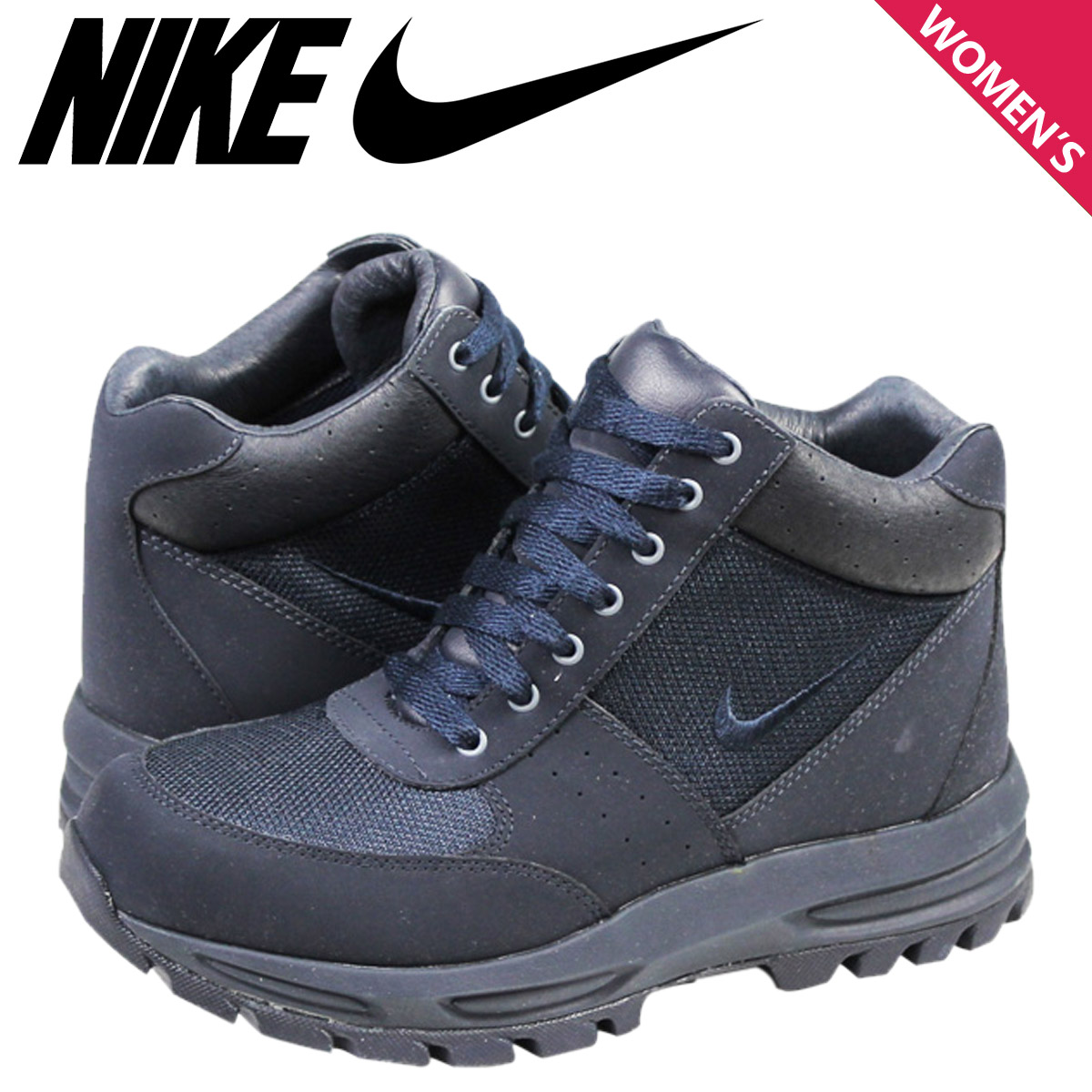 Nike NIKE Ladies GO AWAY ACG TRAIL BOOT GS Boots Sneakers go away trail  boots girls