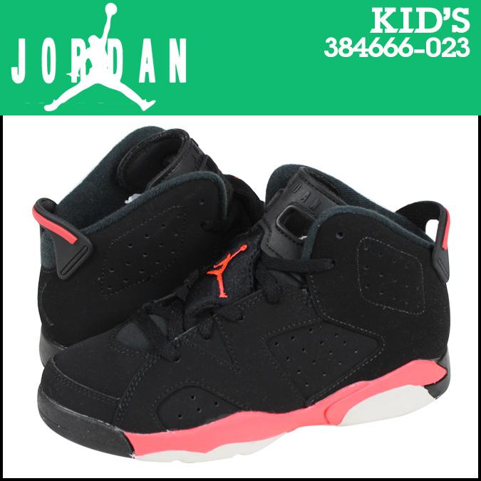 43d4580af24 nike air jordan 6 retro black infrared shoes,jordan 8 playoffs for ...
