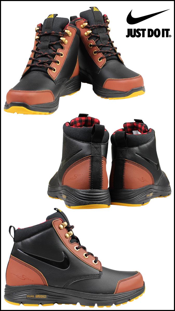 Nike 耐克运动鞋靴子妇女的双重融合杰克启动 GS 535921-001 黑色