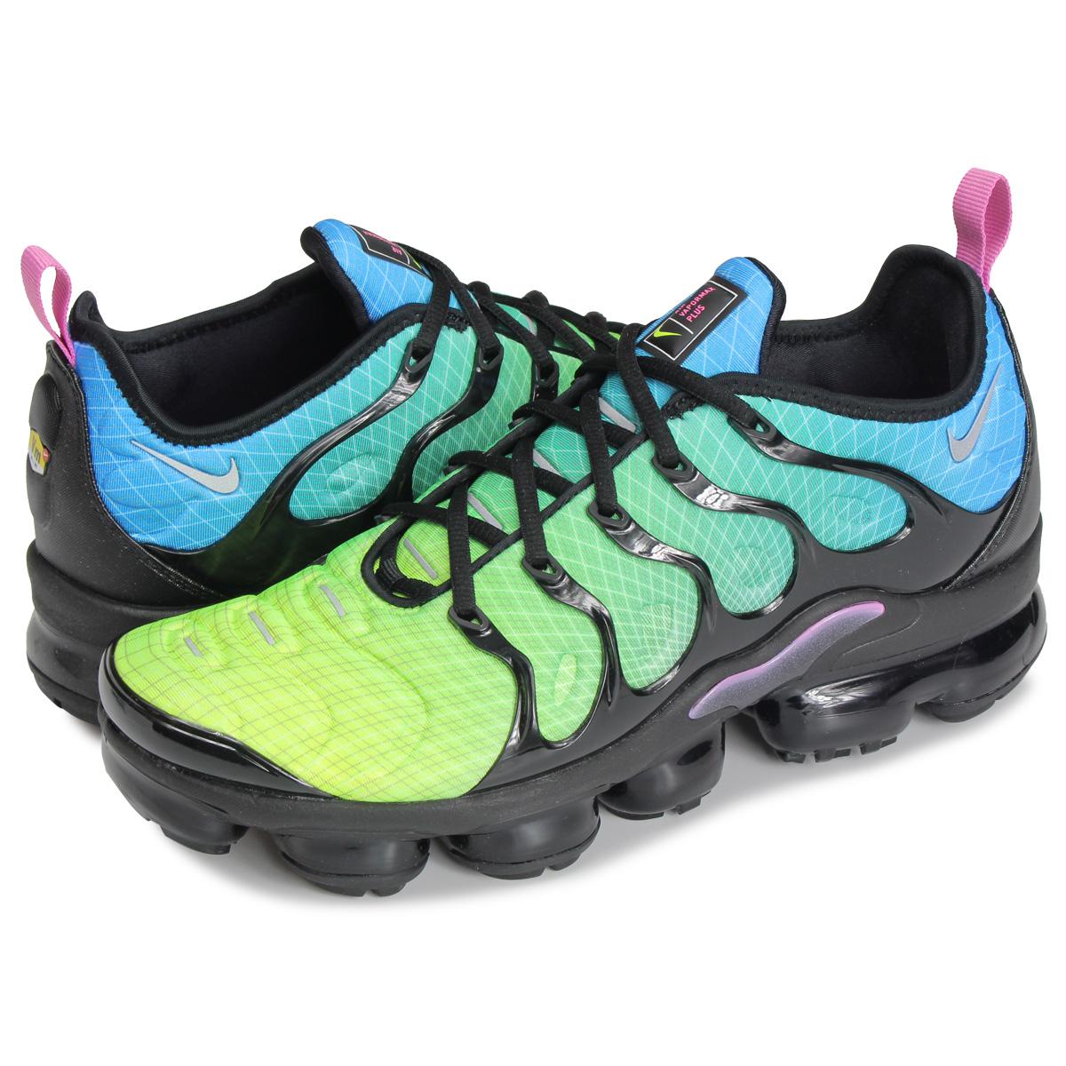 pretty nice 8edf7 0de51 Nike NIKE air vapor max plus sneakers men AIR VAPORMAX PLUS green  924,453-302 [197]