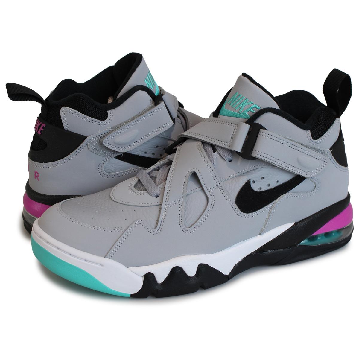 Nike NIKE air force max sneakers men AIR FORCE MAX CB gray AJ7922 003 [the 210 additional arrival]