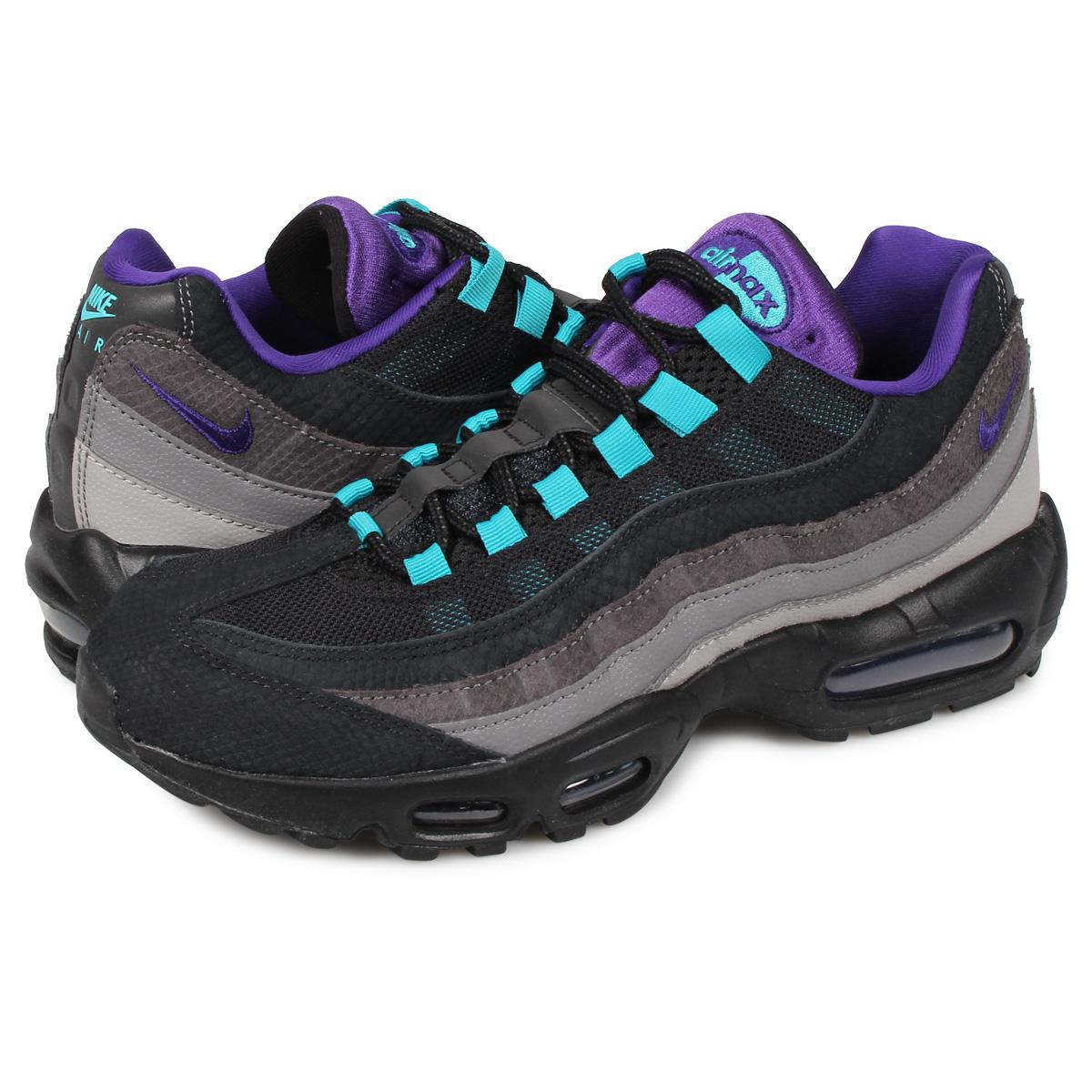 Nike NIKE Air Max 95 sneakers men AIR MAX 95 LV8 black black AO2450 002 [198]