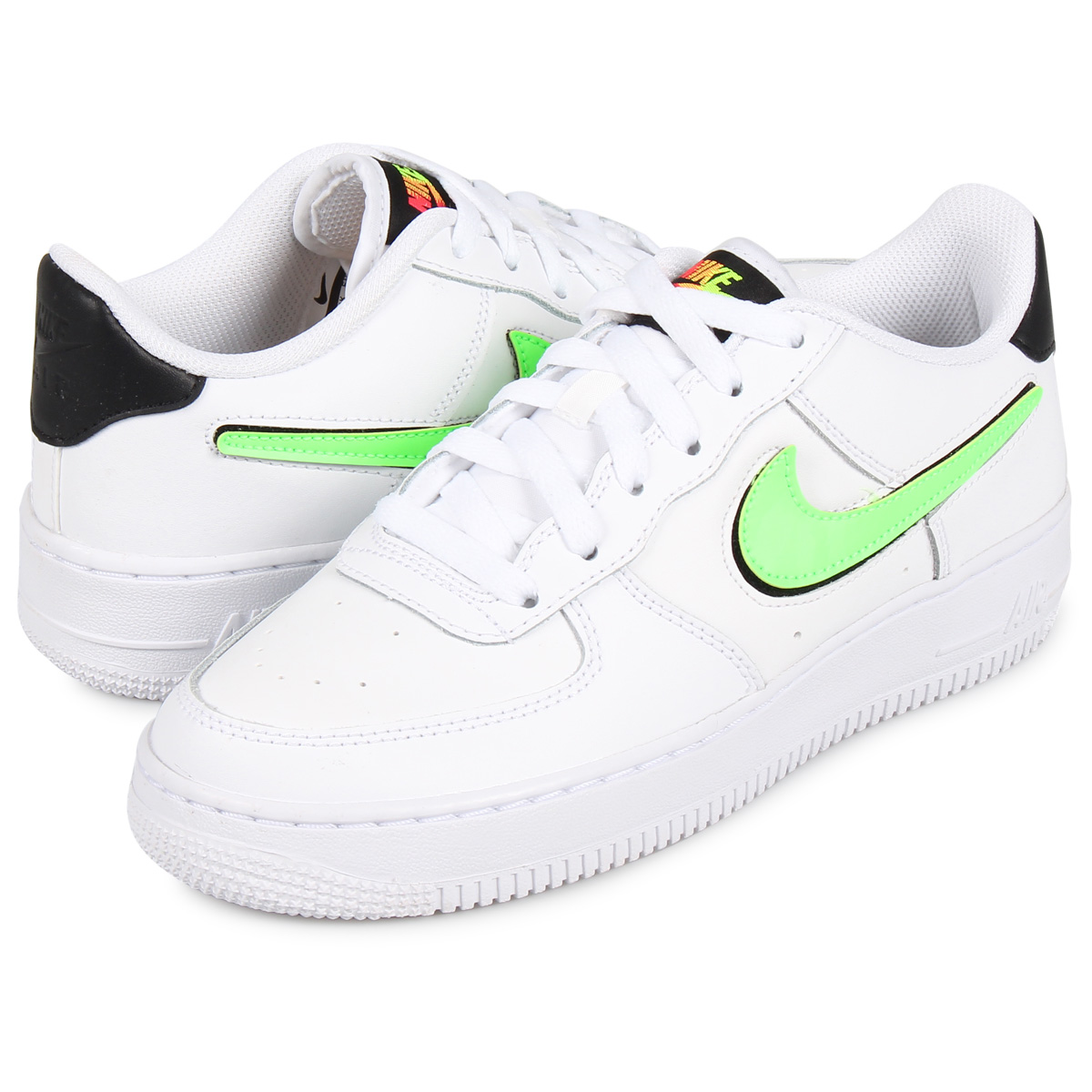Nike Air Force 1 LV8 1 GS Schuhe Sneaker Freizeit Turnschuhe