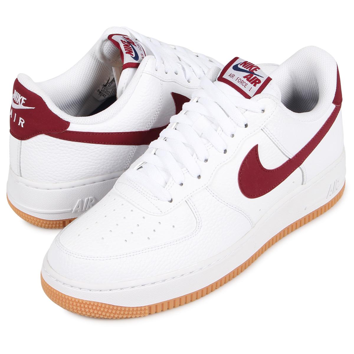 Nike NIKE air force 1 sneakers men AIR FORCE 1 07 white white CI0057 101 [197]