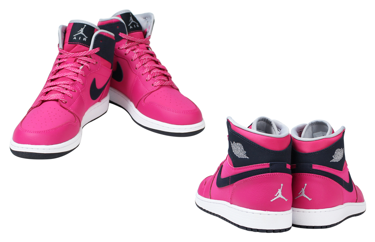 Nike Nike Air Jordan Sneakers Lady S Air Jordan 1 Retro Hi Gg Air Jordan 1 Nostalgic High 332 148 609 Pink 189