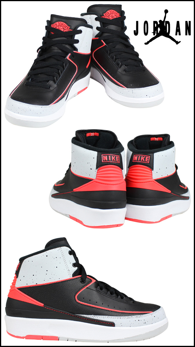 4eb1a015527c ALLSPORTS  Nike NIKE kids JORDAN 2 RETRO BG sneakers Air Jordan 2 ...