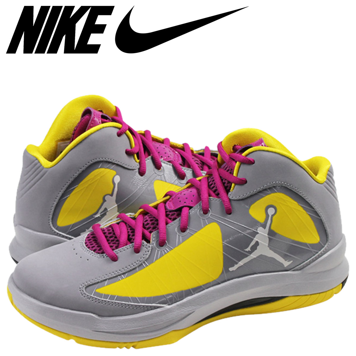 regarder 1f45c 79640 524,959-086 nike NIKE AIR JORDAN AERO FLIGHT sneakers Air Jordan aeroflight  fly wire men Air Jordan gray [3/31 Shinnyu loads] [regular]