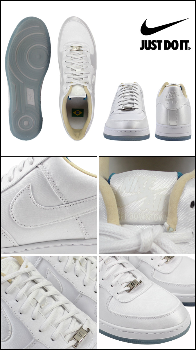 Air Downtown Quick Sneakers Qs 2 Point Strikeregular02p08feb15 X Nike 100 1 Men's White 635273 Force Leather uTF1JclK3