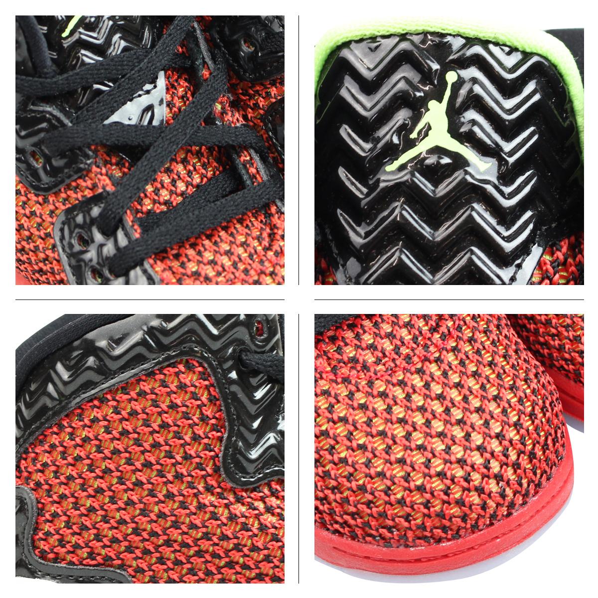 Nike NIKE Air Jordan sneakers baby kids AIR JORDAN SPIKE FORTY TD Air Jordan spike 40 807545-605 red shoes