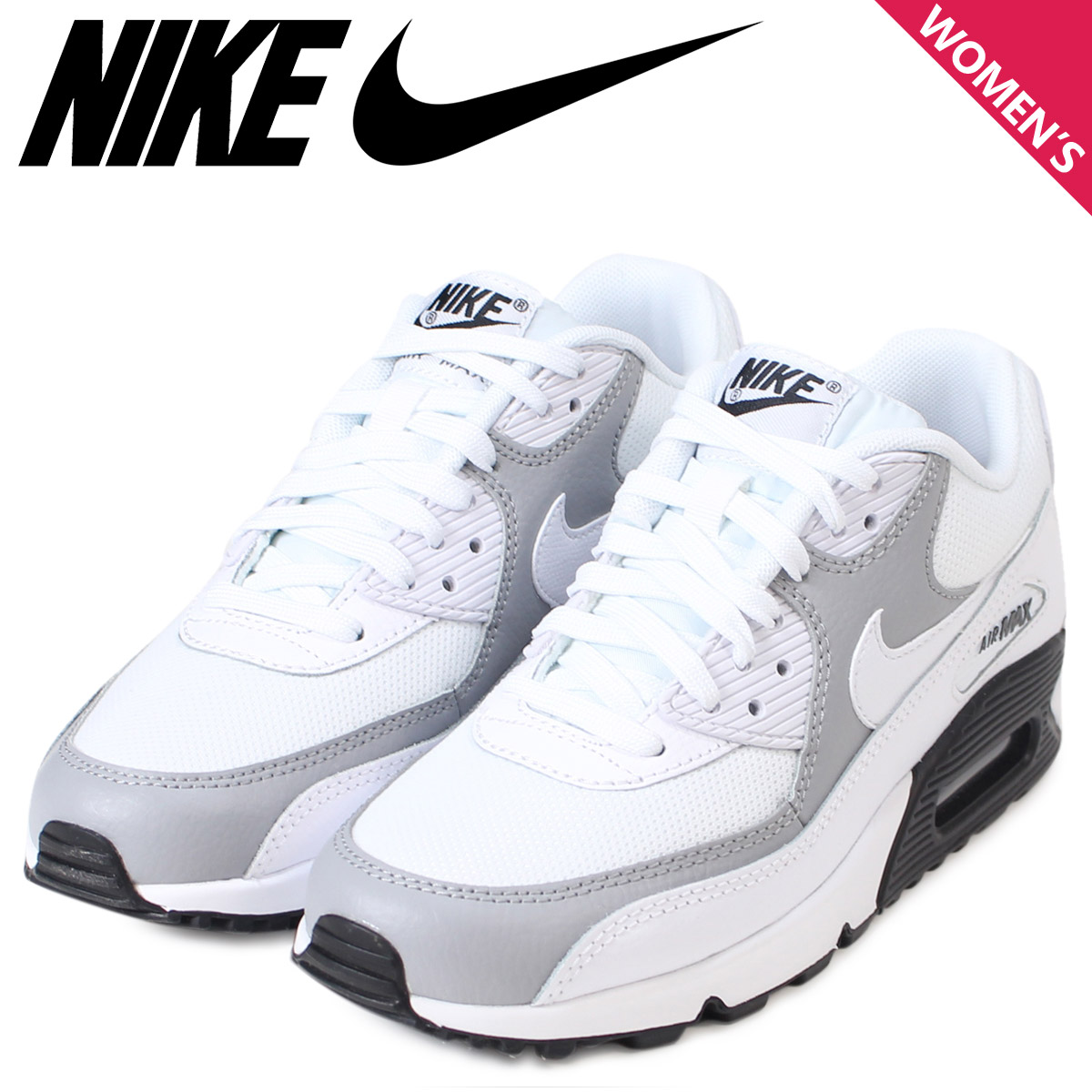 79e6d987c114 ALLSPORTS  Nike NIKE Air Max 90 Lady s sneakers WMNS AIR MAX 90 ...
