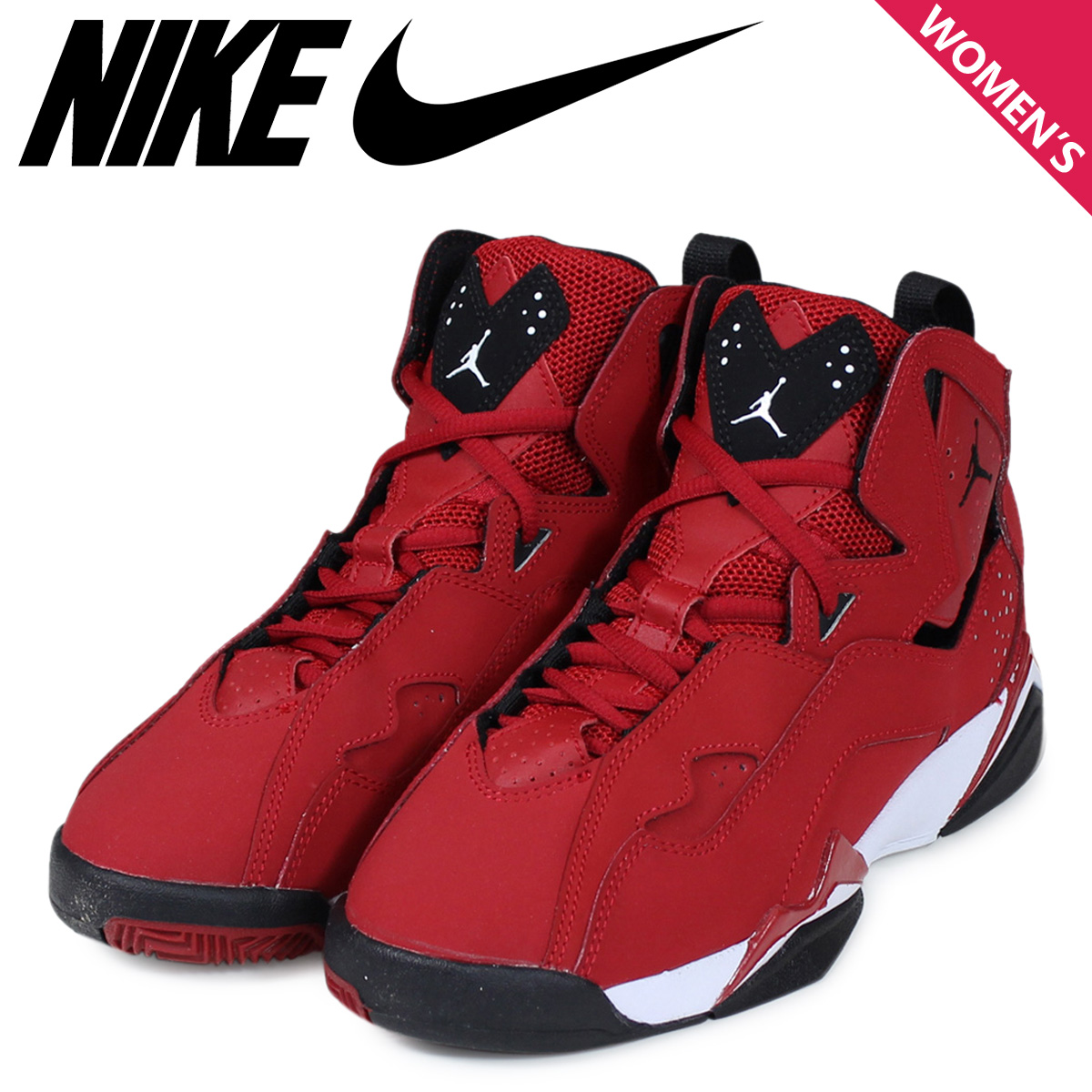 9ad453428478 ALLSPORTS  Nike NIKE Air Jordan Lady s sneakers JORDAN TRUE FLIGHT GS Air  Jordan 343