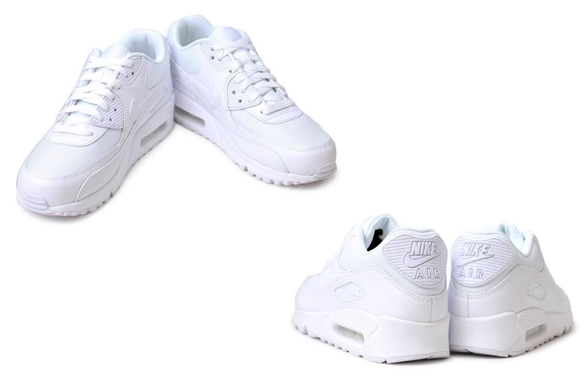 6cb5d6e1045c9e Nike NIKE AIR MAX 90 ESSENTIAL sneakers Air Max 90 essential leather mens  Air Max 537384-111 WHITE WHITE white unisex  11   21 new in stock   regular