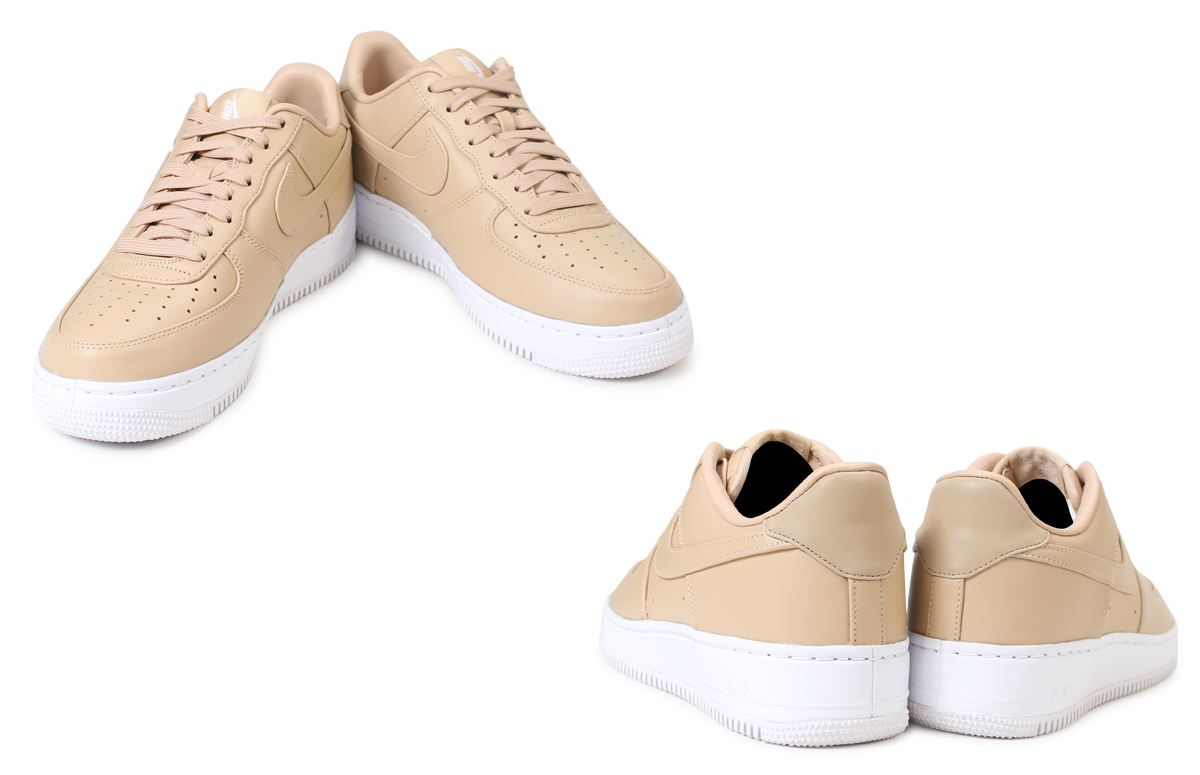 Nike NIKE air force men sneakers laboratory NIKELAB AIR FORCE 1 LOW shoes [2/27 Shinnyu load]