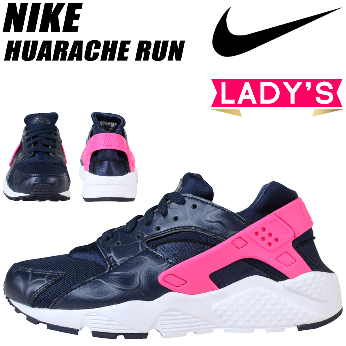 new styles 60263 193bb Haratilland Womens Sneakers Huarache Run AllsportsNike Gs bDeEH9W2IY