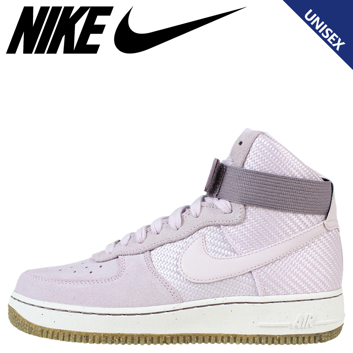 check out 4c0cc 27982 NIKE Nike Air Force sneakers Womens WMNS AIR FORCE 1 HI PREMIUM EASTER PACK  air force 1 Easter 654440 - 500 men's shoes pink